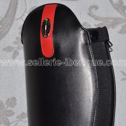 Leather tall boots 1707 Fellini boots