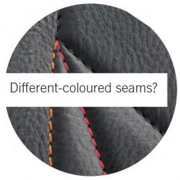 Option coloris personnalisé: couture