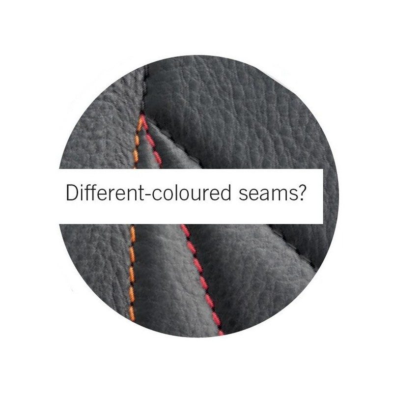 Option customized color: stitching