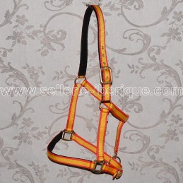 Nylon halter spanish flag Zaldi