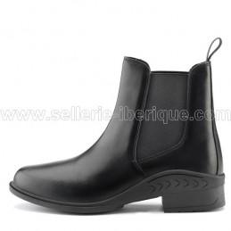 Boots cuir Jodhpur Daslo