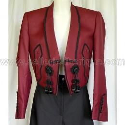 Spanish woman jacket Ubaldo