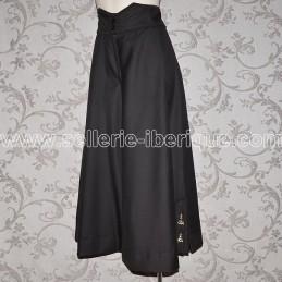 Spanish woman skirt-pants...