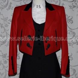 Portuguese woman jacket Ubaldo