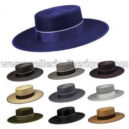 """Chapeau espagnol """"Cañero""""..."""
