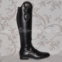 Leather tall boots 1409...
