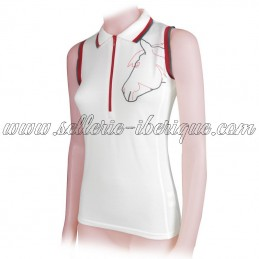 Polo without sleeves Horseware