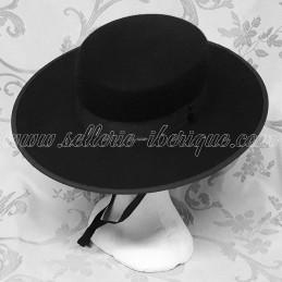 """Spanish hat """"Toureiro"""" wool..."""