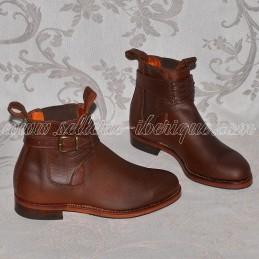 """Leather boots """"Malaga""""..."""