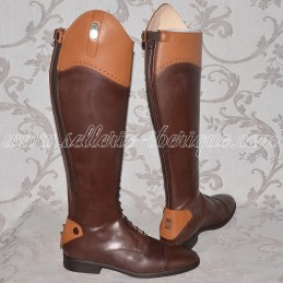 Leather tall boots 1404...