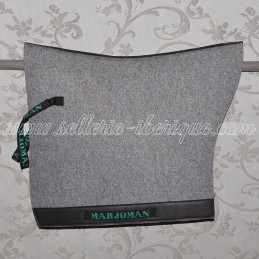 Saddle pad for portuguese...