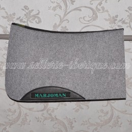 Saddle pad for vaquera...