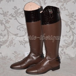 Leather tall boots 2235...