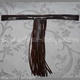 Browband vaquera with...