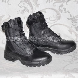 All-terrain boots 2 zips