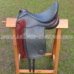 English dresage saddle...