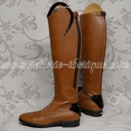 Leather tall boots 1403...