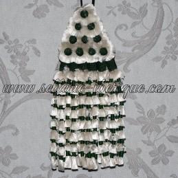 Mosquero soie - vert