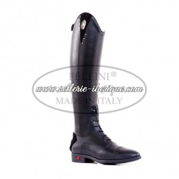 Leather tall boots 1704 Fellini boots
