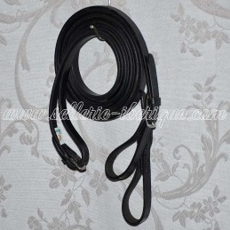 Leather long reins for pony...