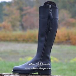 "Leather tall boots ""Cordoba..."