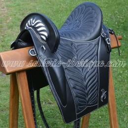 Portuguese relvas saddle...