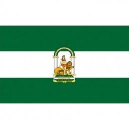 Drapeau de l'Andalousie