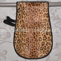 Synthetic leopard xairel...