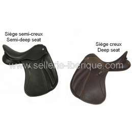 Dressage saddle Sanjorge Zaldi