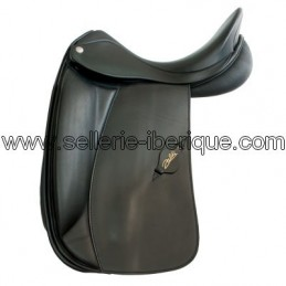 Dressage saddle CP monoflap Zaldi