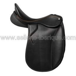 Dressage saddle Super Kent monoflap Zaldi