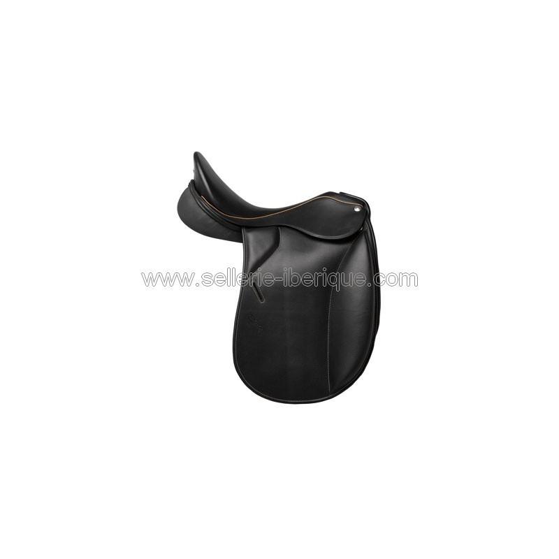 Dressage saddle Super Kent monoflap Zaldi