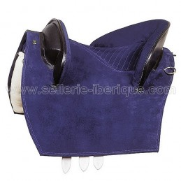 Saddle Riano swede leather Marjoman