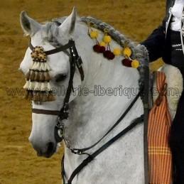 Atacrines woolen pompoms for horsehair