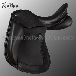 Dressage saddle KiraKlass Zaldi