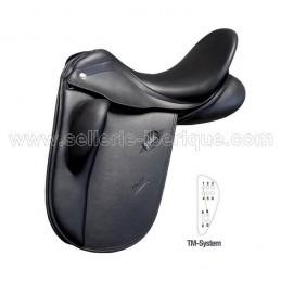 Dressage saddle Drim Zaldi