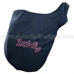 Housse de rangement en polaire pour selle de dressage Zaldi