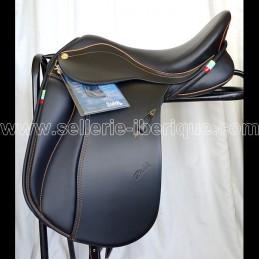 Dressage saddle Karat-Change Zaldi