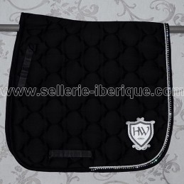 Saddle pad with strass Diamante Horseware