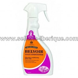 Belvoir tack cleaner step 2 Carr & Day & Martin