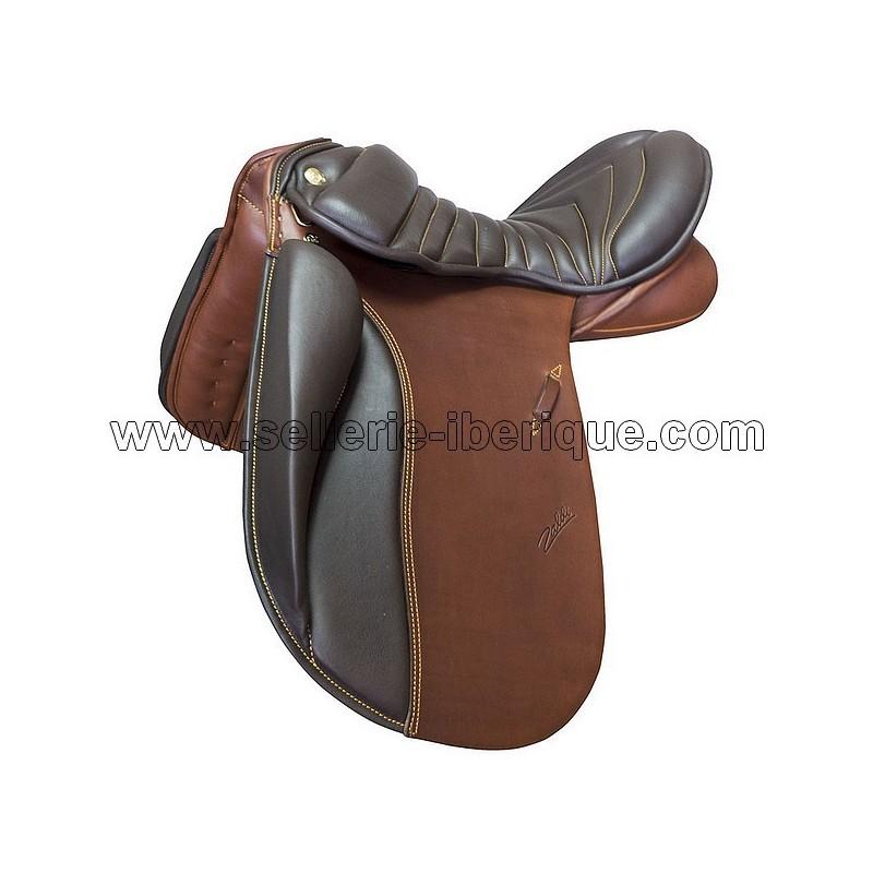 Dressage saddle New Cont Zaldi
