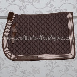 Spanish saddle pad