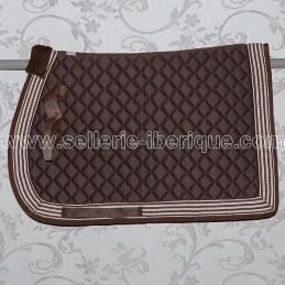Spanish saddle pad
