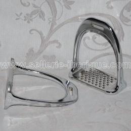 Aluminium classic stirrups