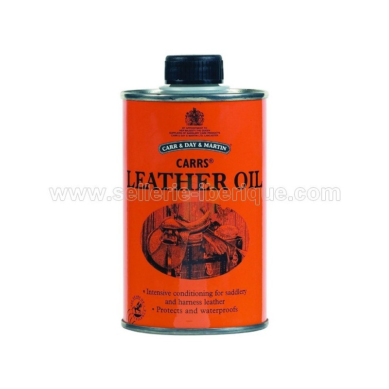 Leather oil Carr & Day & Martin