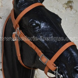 """Snaffle or weymouth bridle (to choose) portuguese PEDRO LOPES """"classic recta"""""""