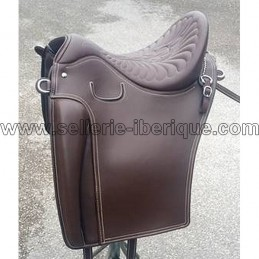 Portuguese relvas saddle Auris Pedro Lopes