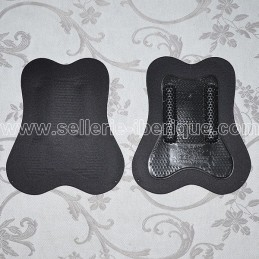 Anatomic neoprene and silicone under bandages (sold by pair)