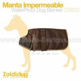 Waterproof rug for dog Zaldi
