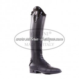 Leather tall boots 1709 Fellini boots